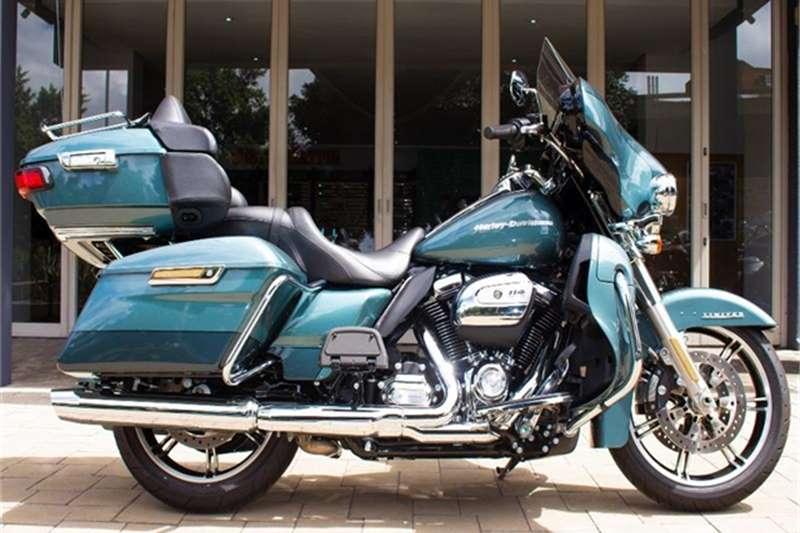 2020 Harley Davidson