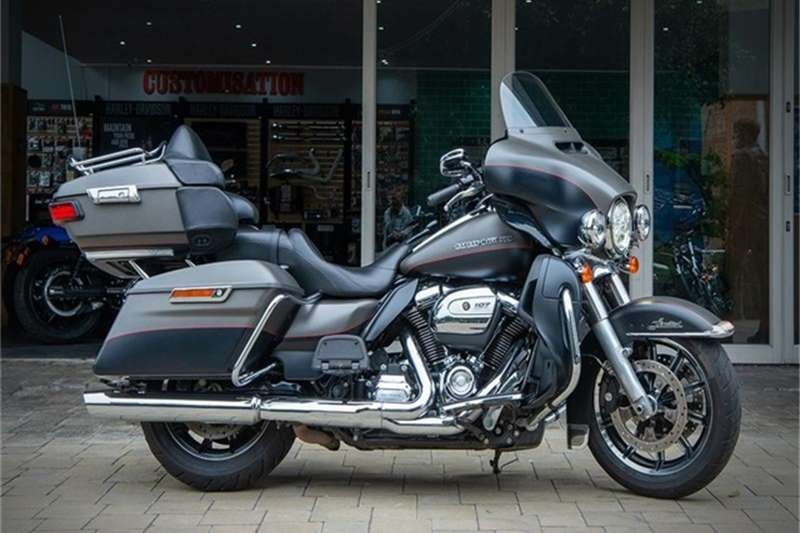 Harley Davidson Touring Ultra Limited Low 114 2018