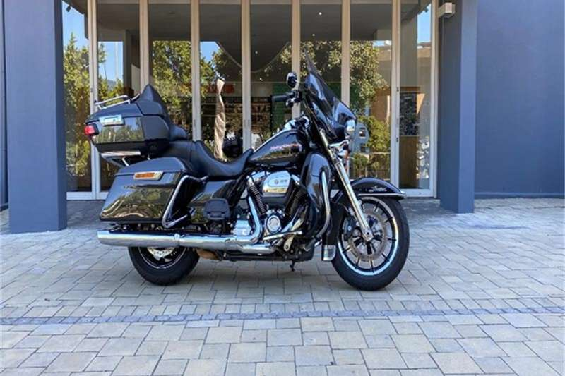 Harley Davidson Touring Ultra Limited Low 114 2019