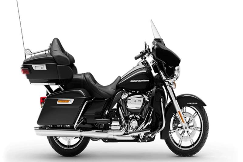 Harley Davidson Touring Ultra Limited Low 114 2020