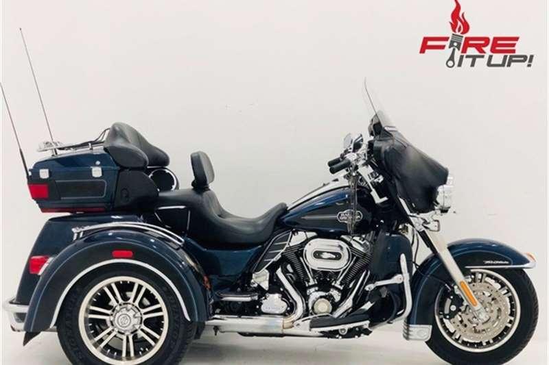 2012 Harley Davidson Ultra Classic