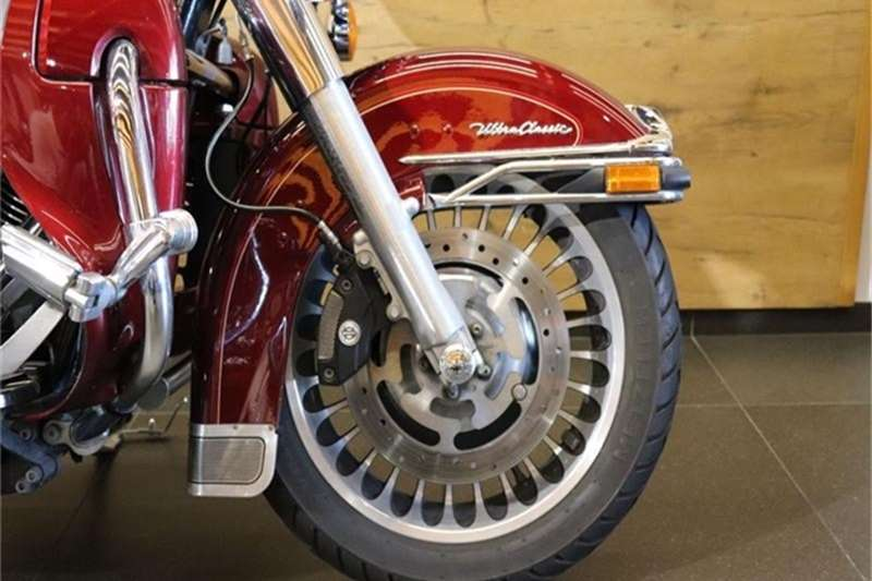 2010 Harley Davidson Ultra Classic