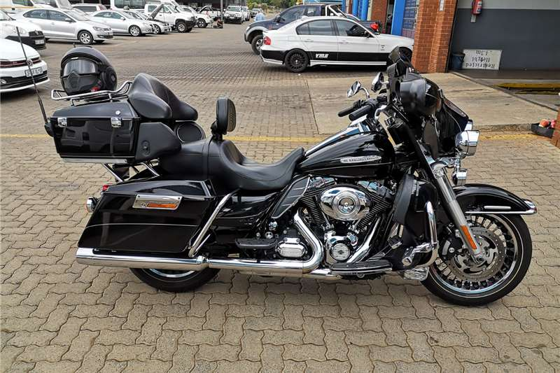Harley Davidson Ultra Classic Electra Ultra Glide Limited 2011