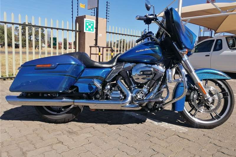 Harley Davidson Ultra Glide 2014