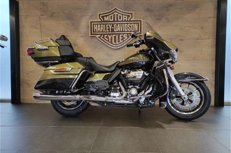 Used 2018 Harley Davidson Ultra Limited 114