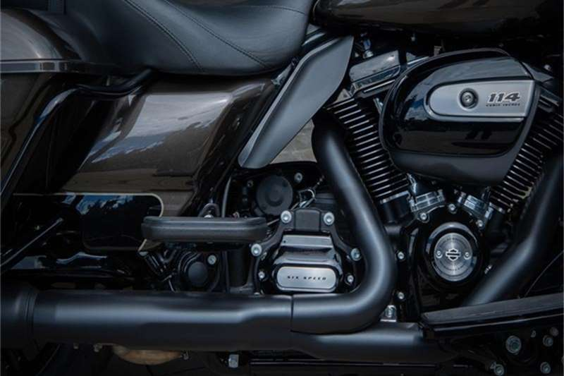 2020 Harley Davidson Ultra Limited 114