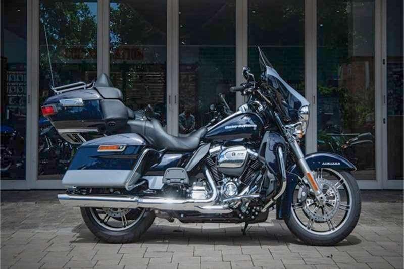 Used 2020 Harley Davidson Ultra Limited 114