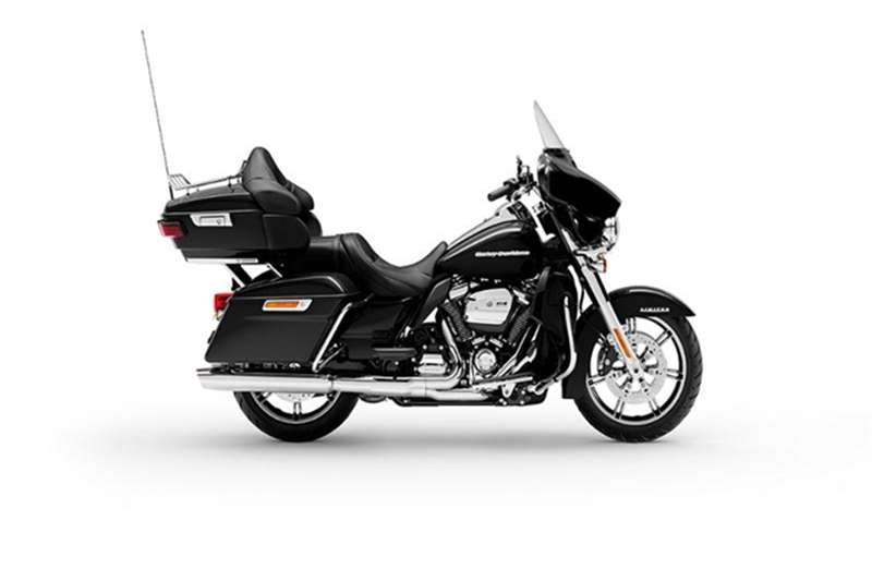 Used 2021 Harley Davidson Ultra Limited 114