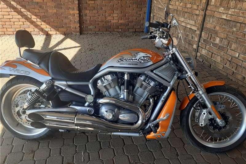Harley Davidson V-ROD 2006
