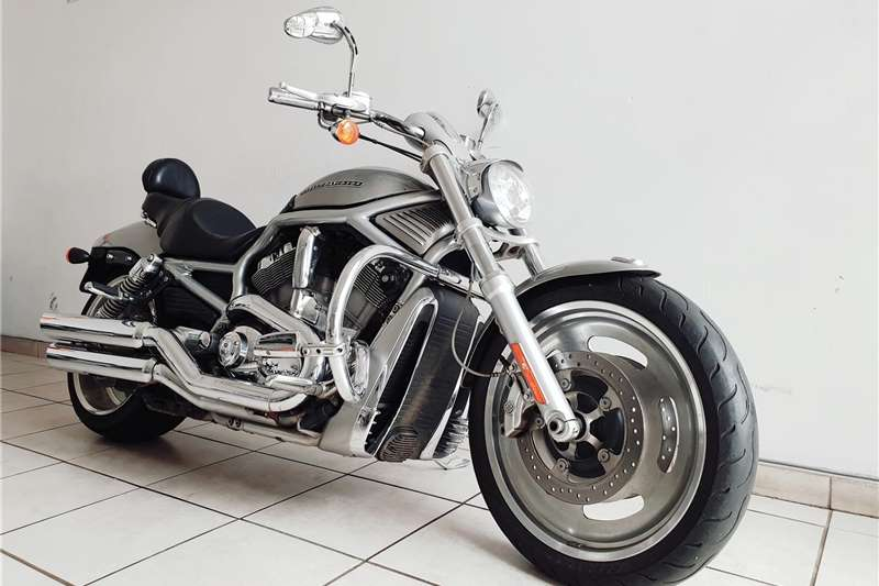 Harley Davidson V-ROD 2008