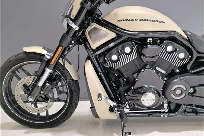 Harley Davidson V-ROD 2014