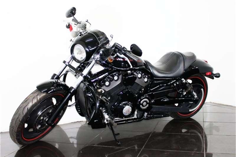 Harley Davidson V-ROD Muscle 1200 2008
