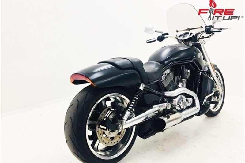 Harley Davidson V-ROD Muscle 2010