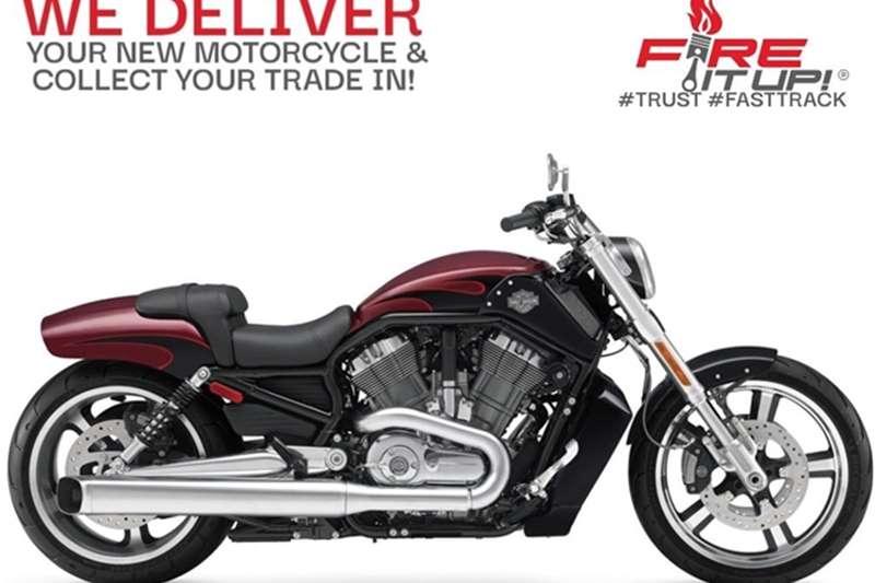 Harley Davidson V-ROD Muscle 2017