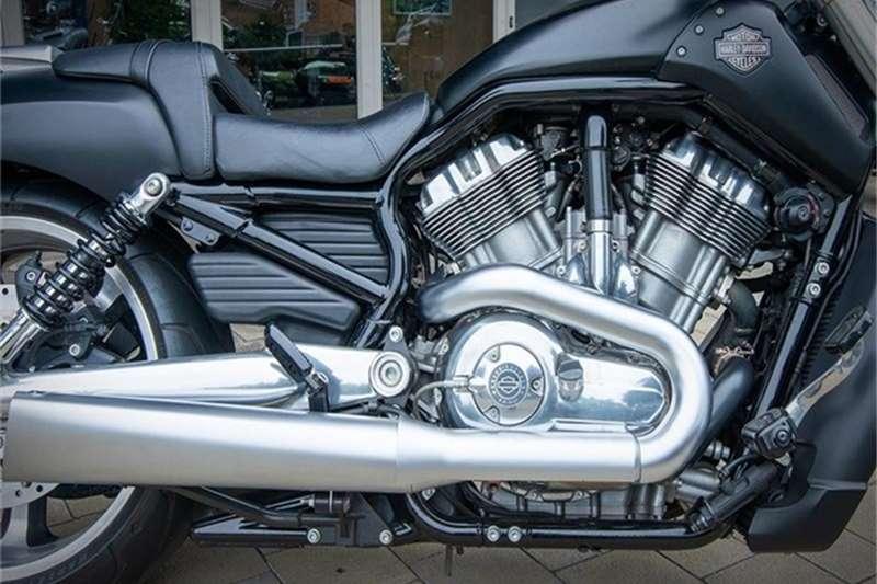Harley Davidson V-ROD Muscle 2018
