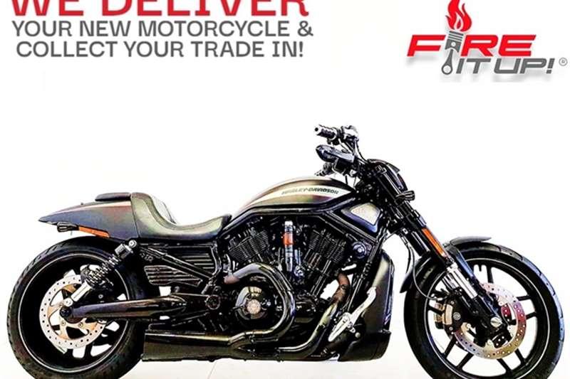 Harley Davidson V-ROD Night Rod 2013