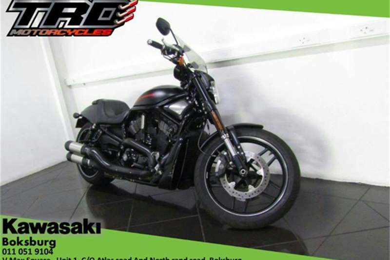 Harley Davidson V-ROD Night Rod V ROD 2013