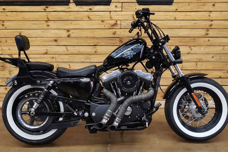 Used 2012 Harley Davidson XL 1200X Forty Eight