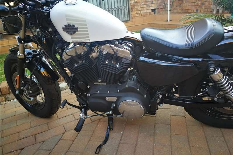 Used 2015 Harley Davidson XL 1200X Forty Eight