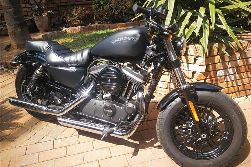 Used 2017 Harley Davidson XL 1200X Forty Eight