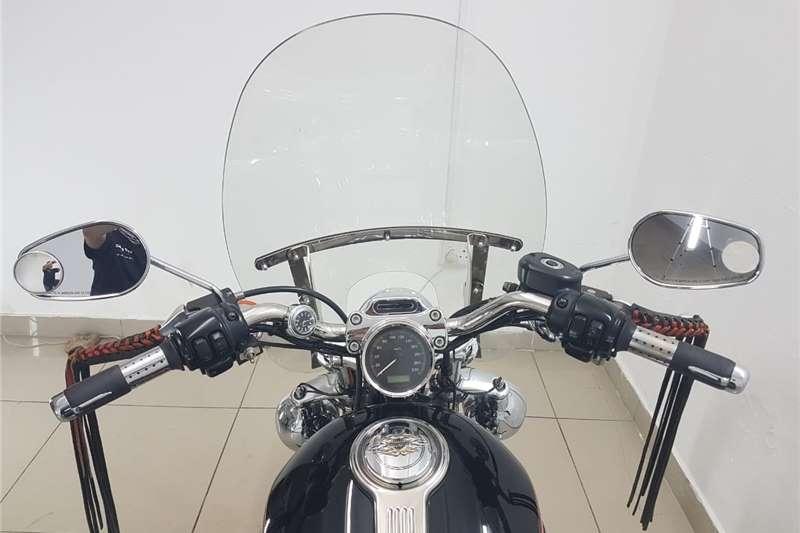 Used 2008 Harley Davidson XL1200