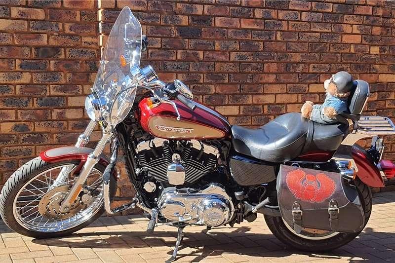 Used 2009 Harley Davidson XL1200