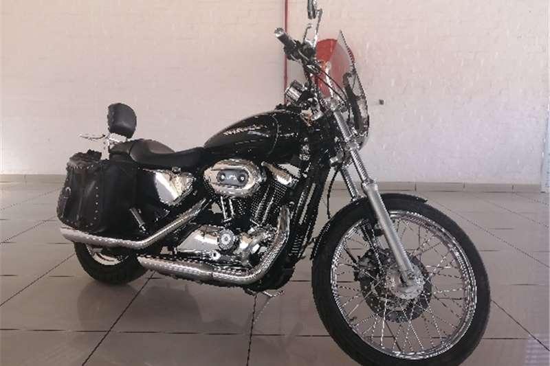 Harley Davidson XL1200 2010