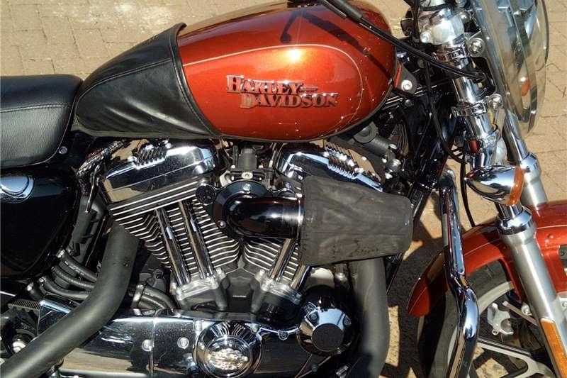 Harley Davidson XL1200 2014