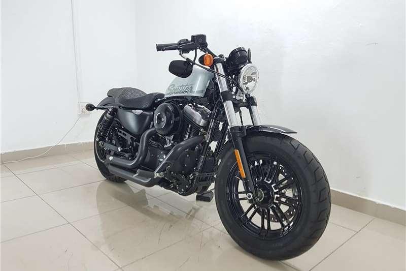 Used 2017 Harley Davidson XL1200