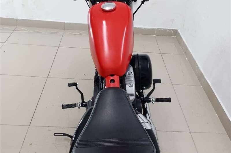 Harley Davidson XL1200 2018