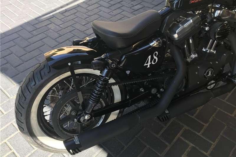 Harley Davidson XL1200 48 Bobber 2013