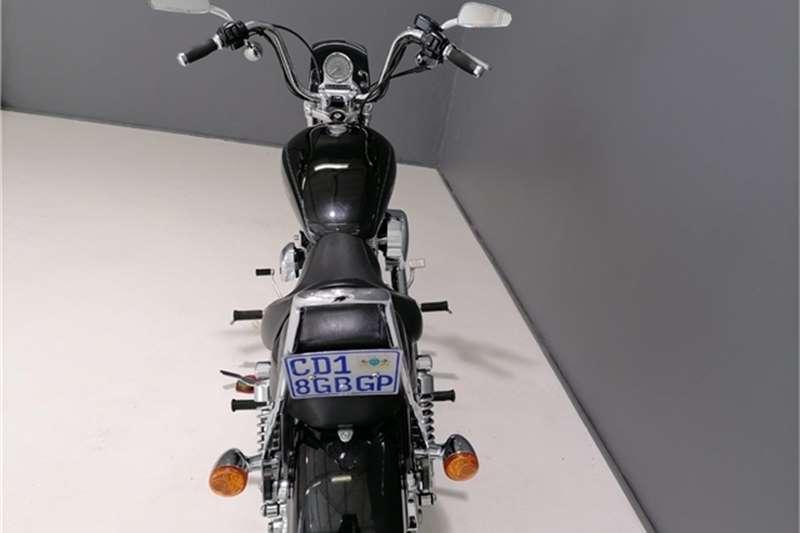 Harley Davidson XL1200 CUSTOM 2012
