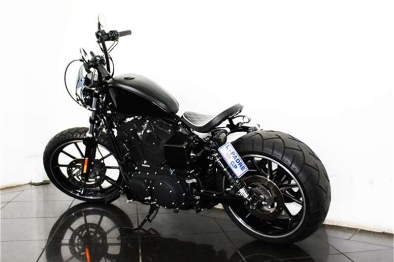 Harley Davidson XL1200 CUSTOM 2013