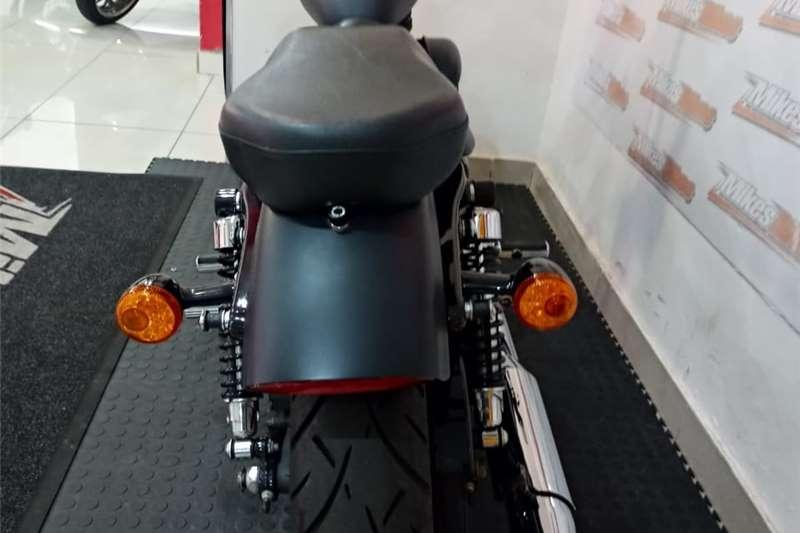 Harley Davidson XL833 2014