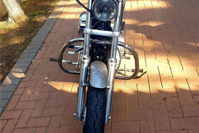2007 Harley Davidson XL883