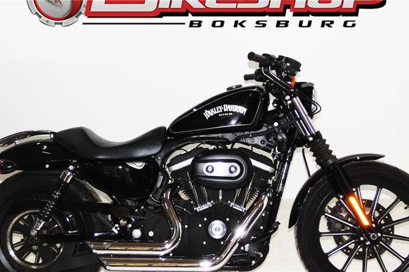 Harley Davidson XL883 2013