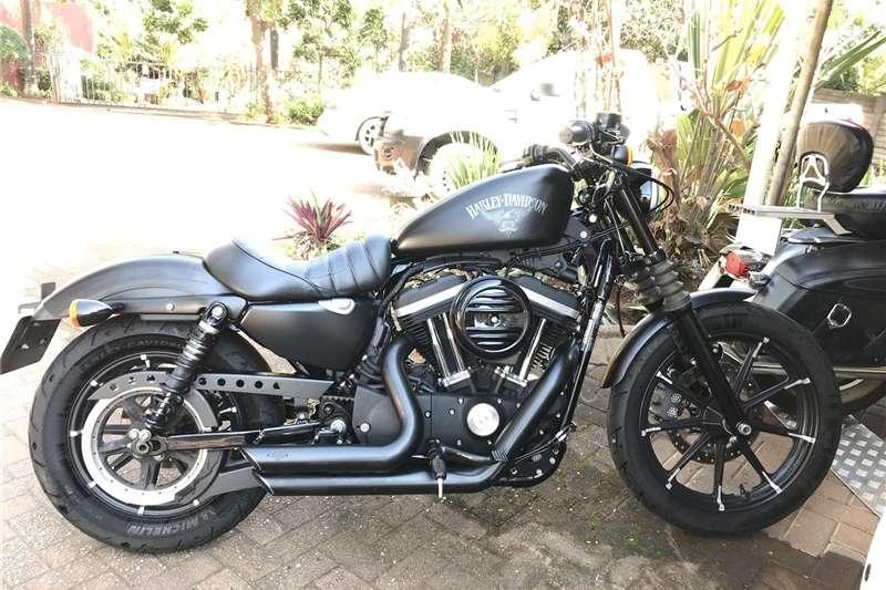 2016 Harley Davidson XL883