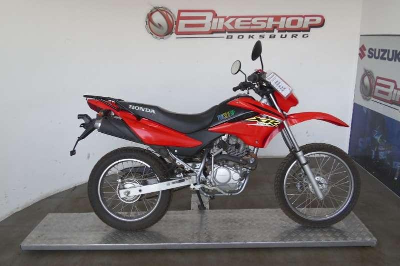 Honda Ace 125 2011