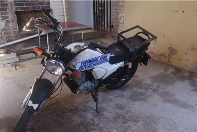 Used 2018 Honda Ace 125