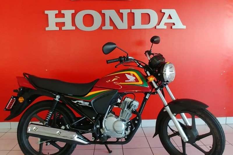 Honda Ace 125 2019