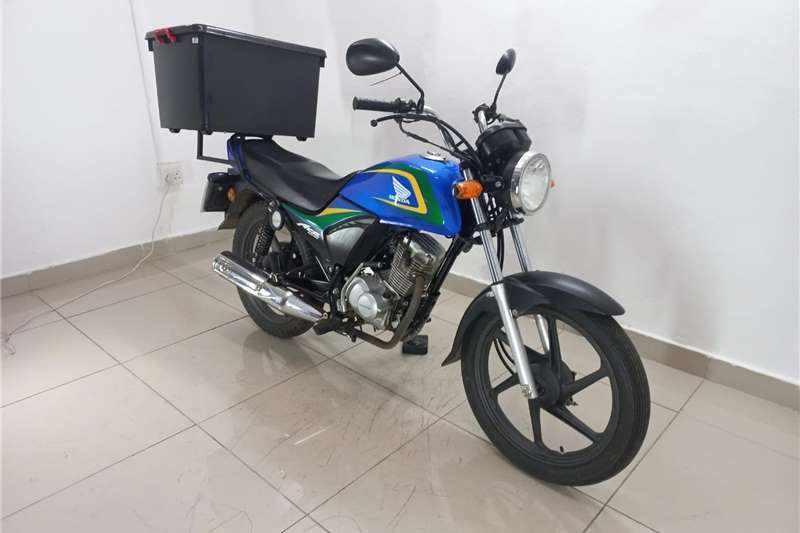 Used 2019 Honda Ace 125