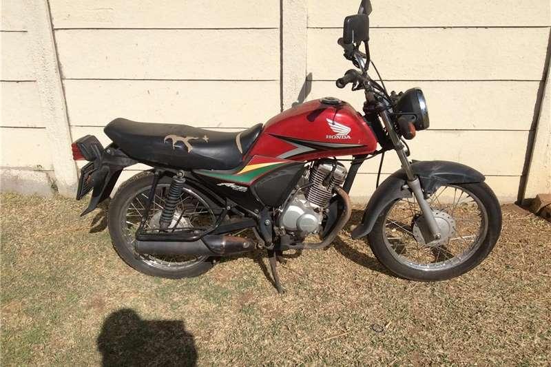 0 Honda Ace 125