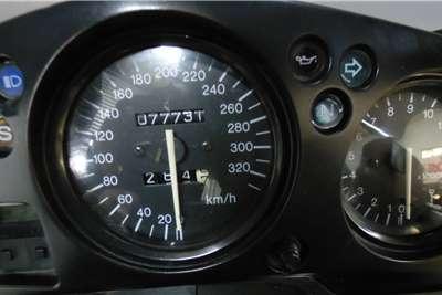 Used 1997 Honda Blackbird