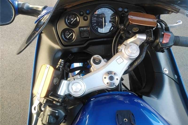 Used 2004 Honda Blackbird