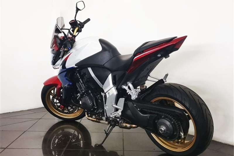 2011 Honda CB