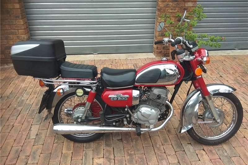 Honda CB 1978