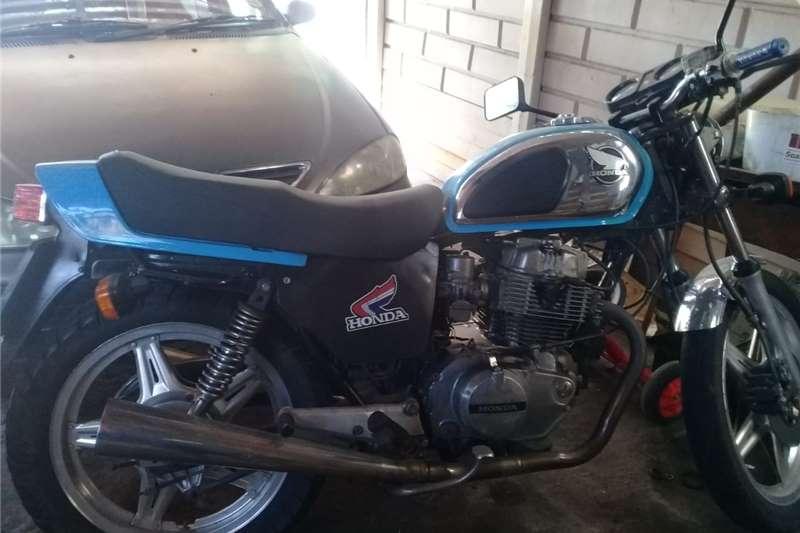 Honda CB 1984