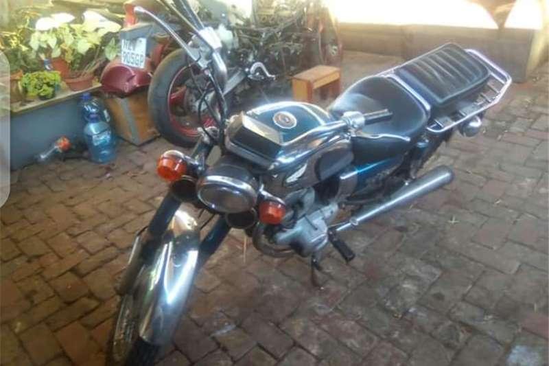 Honda CB 1988