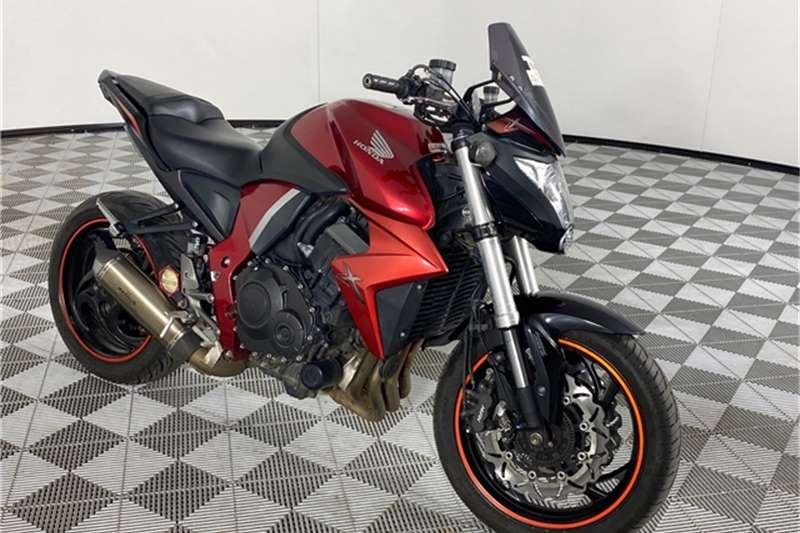 2010 Honda CB