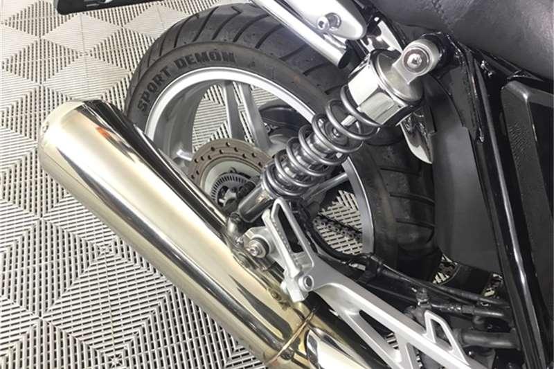 Honda CB 2015